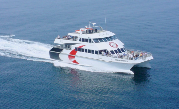 Bay State Cruises' Provincetown Fast Ferry