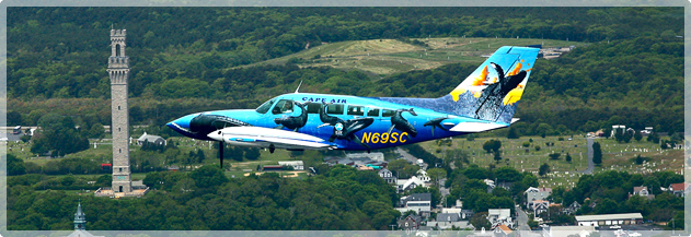 Cape Air flies to Provincetown